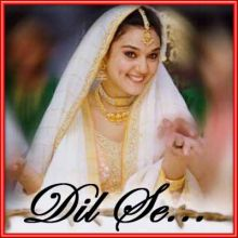 Dil Se RE - Dil Se (MP3 and Video Karaoke Format)