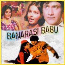 Mere Peechhe Ek Ladki - Banarasi Babu (MP3 and Video Karaoke Format)
