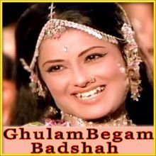 Raste Raste - Ghulam Begam Badshah (MP3 and Video-Karaoke  Format)