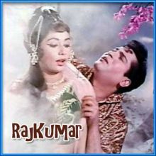 Is Rang Badalti Duniya - RajKumar (MP3 and Video-Karaoke  Format)