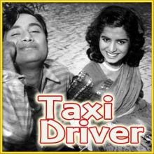 Dil Jale To Jale - Taxi Driver (MP3 and Video-Karaoke Format)