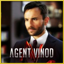 I Will Do The Talking Tonight - Agent Vinod