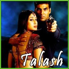 Zindagi Se Jung - Talash (MP3 and Video-Karaoke  Format)