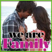 Hamesha & Forever - We Are Family