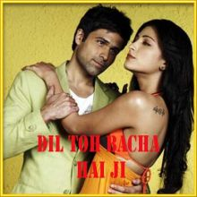 Abhi Kuch Dino Se | Dil To Bachha Hai Ji | Mohit Chauhan | Download Bollywood Karaoke Songs |