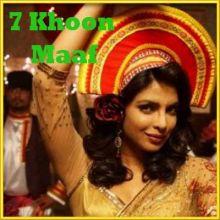 Darling | 7 Khoon Maaf | Usha Uthap | Rekha Bhardwaj | Download Bollywood Karaoke Songs |