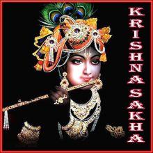 Nand Ka Lala Bansuri Wala - Krishna Sakha (MP3 and Video Karaoke Format)