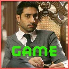 Maine Yeh Kab Socha Tha | Game |  Shaan, Anusha Mani & Loy Mendonca  | Download Bollywood Karaoke Songs |