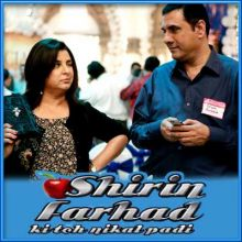 Ishq Mein Tere Bina - Shirin Farhad Ki To Nikal Padi (MP3 and Video-Karaoke  Format)