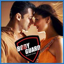 Teri Meri- Bodyguard (with female vocals MP3 and Video Karaoke Format)