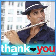 Pyaar Do Pyaar Lo- Thank You (MP3 and Video Karaoke Format)