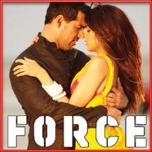 Khwabon Khwabon - Force (MP3 and Video Karaoke Format)