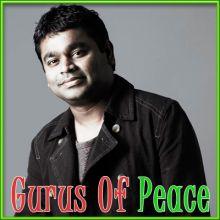 Gurus Of Peace - Gurus Of Peace (MP3 and Video Karaoke Format)