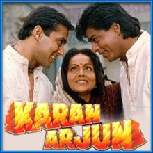 Yeh Bandhan To- Karan Arjun (MP3 and Video Karaoke Format)