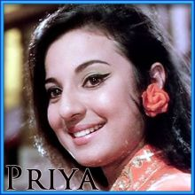 Humse Kiya Hai Sabne Dikhawa - Priya (MP3 and Video Karaoke Format)