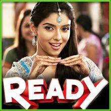 Meri Ada Bhi Aaj Kya Kar gayi - Ready (MP3 and Video Karaoke Format)