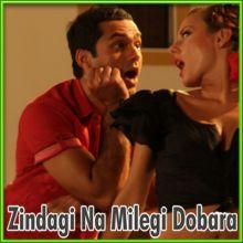 Senorita - Zindagi Na Milegi Dobara (MP3 and Video Karaoke Format)