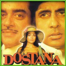 Salamat Rahe Dostana Humara - Dostana (MP3 and Video Karaoke Format)