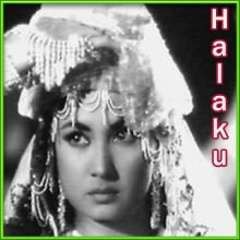 Aji Chale Aao - Halaku (MP3 and Video-Karaoke  Format)