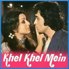 Sapna Mera Toot Gaya - Khel Khel Mein (MP3 and Video Karaoke Format)