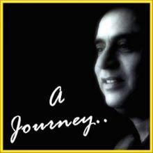Ghazal - Pyar Mujhse Jo Kiya Tumne (MP3 and Video Karaoke  Format)