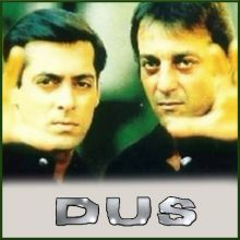 Suno Gaur Se Duniya Walon - Dus (MP3 and Video Karaoke Format)