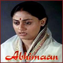 Tere Mere Milan Ki Ye Raina - Abhimaan (MP3 Format)