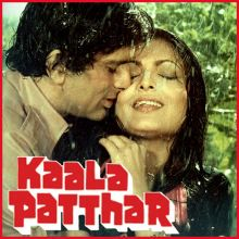 Ek raasta hai zindagi - Kaala Patthar (Video Karaoke Format)