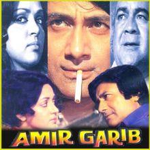 Main Aaya Hoon - Ameer Gareeb (MP3 and Video Karaoke Format)