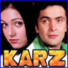 Ek Haseena Thi - Karz (Old) (MP3 Format)