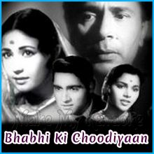 Jyoti Kalash Chhalke - Bhabhi Ki Choodiyaan (MP3 and Video Karaoke Format)