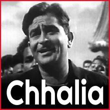 Chhaliya Mera Naam - Chhalia (MP3 and Video Karaoke Format)