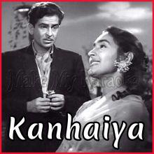 Yaad Aayi Aadhi Raat Ko - Kanhaiya (MP3 and Video Karaoke Format)