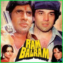 Yaar Ki Khabar Mil Gayi - Ram Balram (MP3 and Video-Karaoke Format)