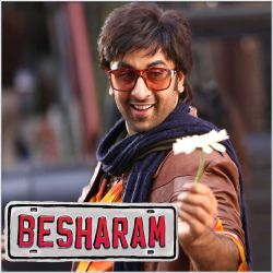 Tu Hai  - Besharam (MP3 And Video Karaoke Format)