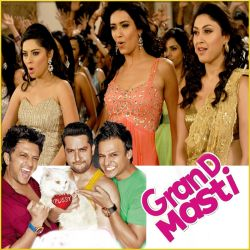Zulmi Zulmi  - Grand Masti (MP3 And Video-Karaoke Format)