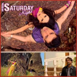 Ishq Ki Aag - Dee Saturday Night (MP3 And Video-Karaoke Format)