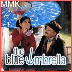 Neeli Aasmani Chatri - The Blue Umbrella (MP3 and Video-Karaoke  Format)