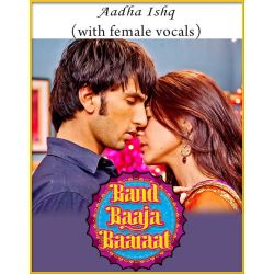 Aadha Ishq (With Female Vocals)