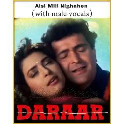 Aisi Mili Nighahen (With Male Vocals) - Daraar