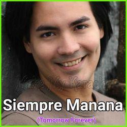 Siempre Manana (Tomorrow Forever)  - Siempre Manana (Tomorrow Forever) (MP3 Format)