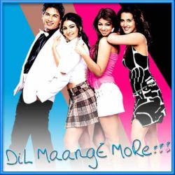 Aisa Deewana Hua Hai Ye Dil - Dil Maange More (MP3 and Video Karaoke Format)