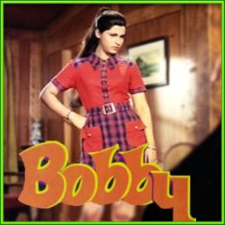 Ankhiyon Ko Rehn De - Bobby (MP3 and Video Karaoke Format)