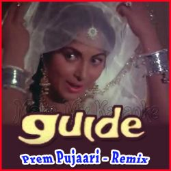 Rangeela Re -Prem Pujaari - Remix (Video Karaoke Format)