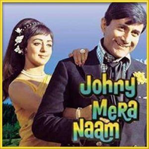 Mose Mora Shyam Rootha - Johny Mera Naam