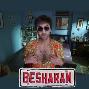 Love Ki Ghanti  - Besharam (MP3 And Video Karaoke Format)