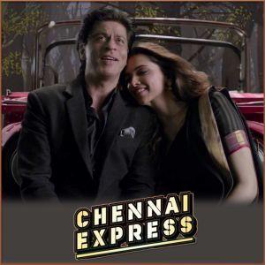 Tera Rastaa Chhodoon Na  - Chennai Express (MP3 Format)
