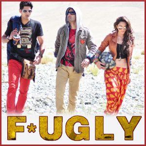 Banjarey - Fugly (MP3 And Video-Karaoke Format)