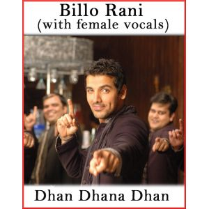 Billo Rani (With Female Vocals) - Dhan Dhana Dhan (MP3 Format)