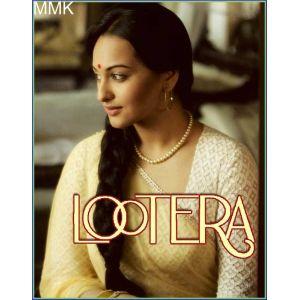 Sawaar Loon - Lootera (MP3 and Video Karaoke Format)